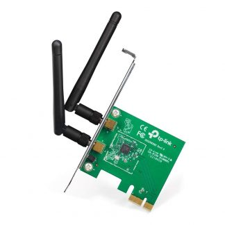 TP-Link TL-WN881ND Adaptateur PCI Express Wi-Fi N 300 Mbps